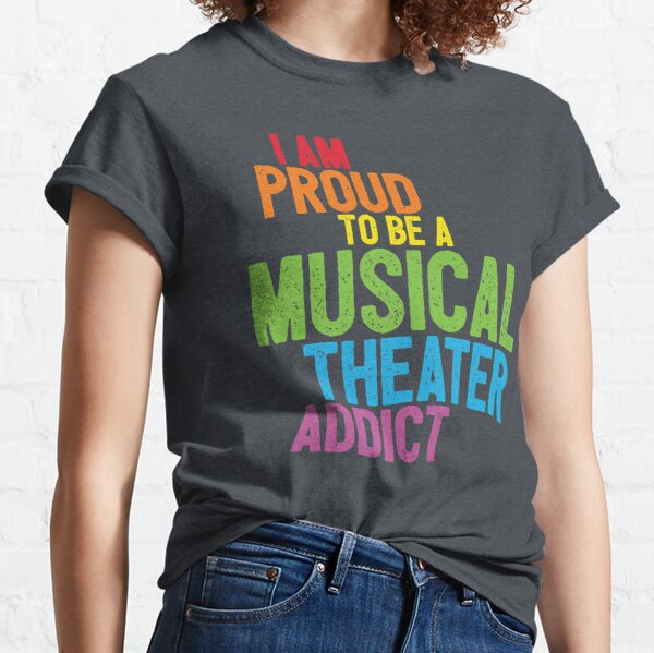 Musical Theater Pride Classic T-Shirt