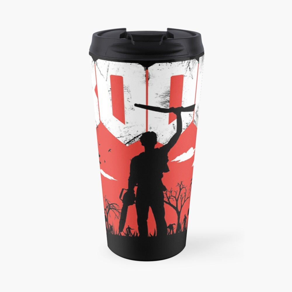 This is my Boomstick! Travel Mug