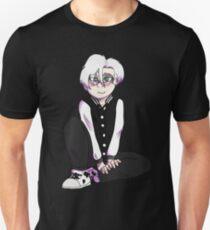 Penguin shirt (and sticker) Unisex T-Shirt