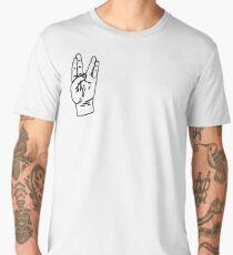 Damso - Fais moi un vie Black Men's Premium T-Shirt