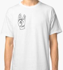 Damso - Fais moi un vie Black Classic T-Shirt