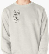Damso - Fais moi un vie Black Pullover