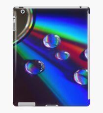DVD droplets iPad Case/Skin