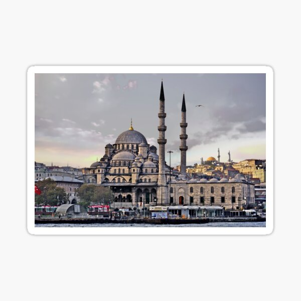 From the Bosphorus Sticker