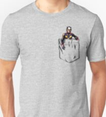 The Wasp In Pocket Unisex T-Shirt
