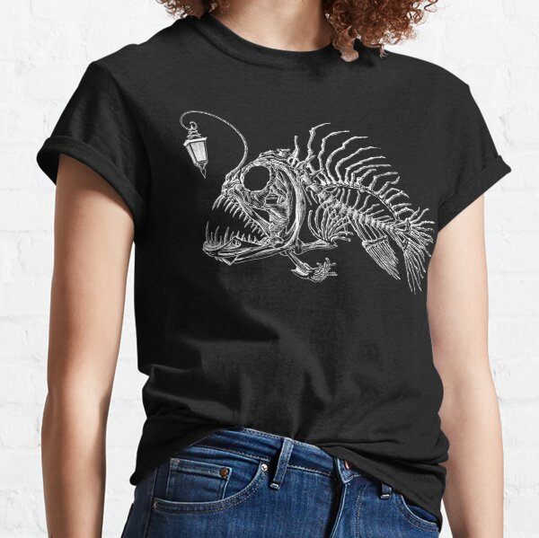 """Angus"" The Anglerfish Classic T-Shirt"