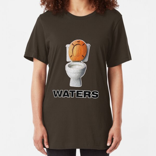 John Waters Textigraph Slim Fit T-Shirt