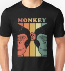 Monkey animal ape Unisex T-Shirt