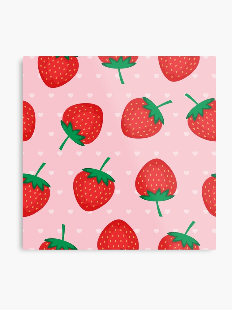 Pictures Of Strawberries To Print