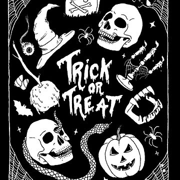 Trick or Treat by alowerclass