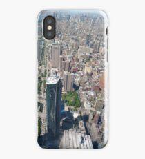 New York City, Manhattan, Brooklyn, New York, streets, buildings, skyscrapers, cars, pedestrians, #NewYorkCity, #Manhattan, #Brooklyn, #NewYork, #streets, #buildings, #skyscrapers, #cars, #pedestrians iPhone Case