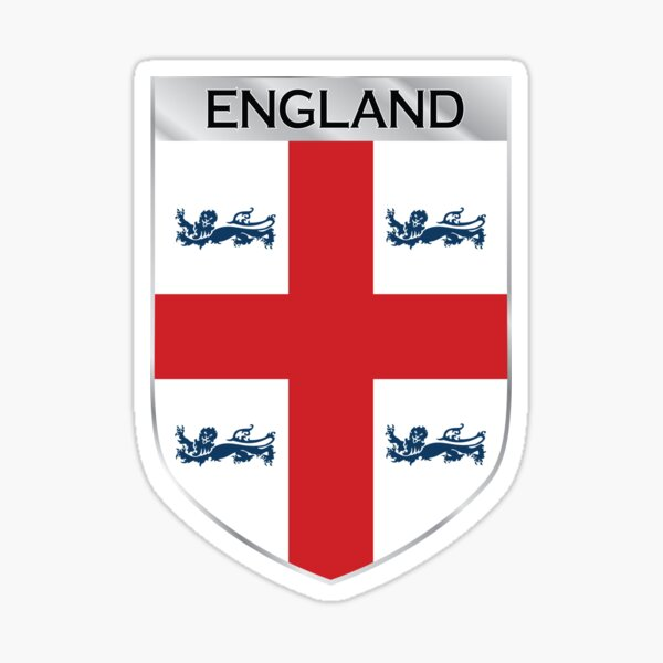 Wall Art England Flag Stickers Flag Football Sticker Sport EM WM Cup Wall