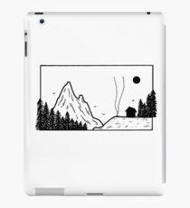 Small camp iPad Case/Skin