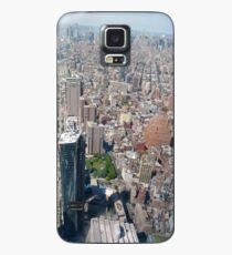 Aerial photography, New York City, Manhattan, Brooklyn, New York, streets, buildings, skyscrapers, #NewYorkCity, #Manhattan, #Brooklyn, #NewYork, #streets, #buildings, #skyscrapers, #cars Case/Skin for Samsung Galaxy