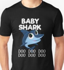 Baby Shark T-shirt Doo Doo Doo - Funny Tee For Kids Unisex T-Shirt