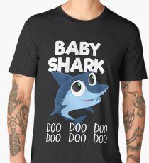 Baby Shark T-shirt Doo Doo Doo - Funny Tee For Kids Men's Premium T-Shirt