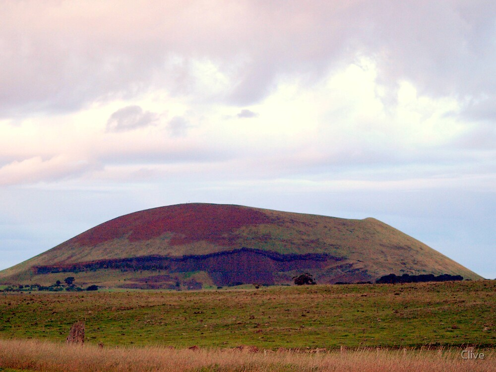 Mt Elephant ~ Volcano by Clive