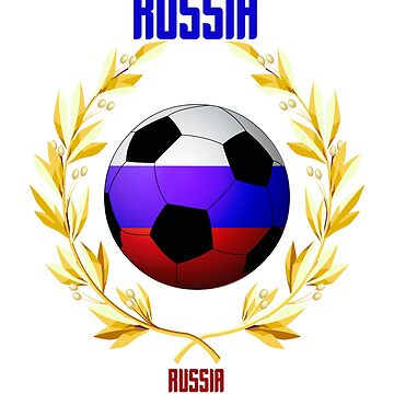 Russia 2018 by moutassie