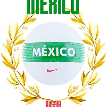 Mexico world cup by moutassie