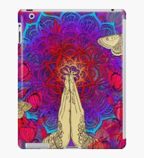 Feel it still iPad Case/Skin