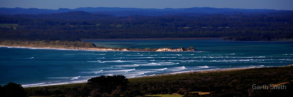 The Mouth of East Inlet by Garth Smith
