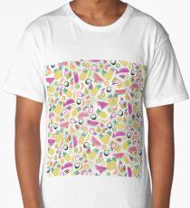Tropical fruits Long T-Shirt