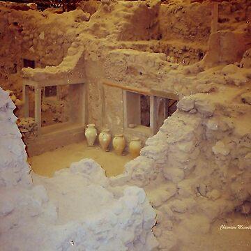 AKROTIRI - Ancient Buried City  by Sita