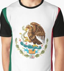 mexican mexico flag Graphic T-Shirt