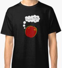 Apple Discovers Gravitation Classic T-Shirt