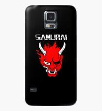 Samurai Oni inspired by Cyberpunk 2077 Case/Skin for Samsung Galaxy