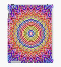 Multicolor Mandala iPad Case/Skin