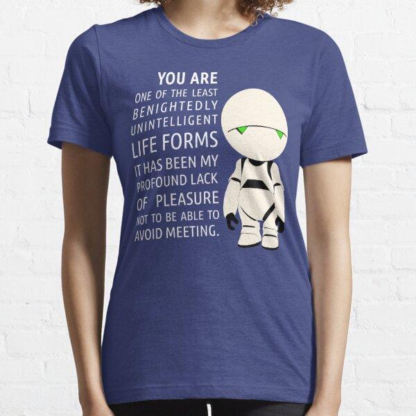 Marvin intelligence Essential T-Shirt
