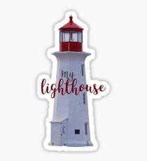 My Lighthouse Sticker