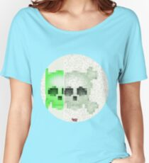 Emojii skullii-pix • 18 Women's Relaxed Fit T-Shirt