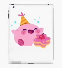 Happy Birthday Kirby iPad Case/Skin