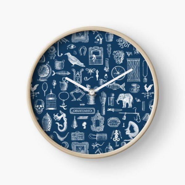 Victoria Contreras Flores OBJETARIO_1 (blue) Reloj