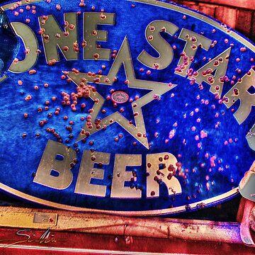 LoneStarBeer by ChasSinklier