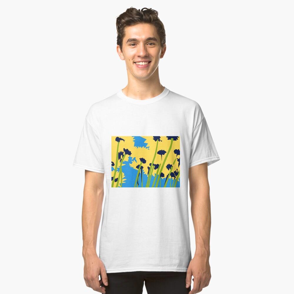 Friendship Flowers Classic T-Shirt