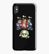 Super Zombie World iPhone Case