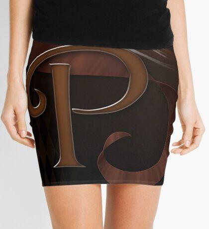 Perfect Chocolate Mini Skirt
