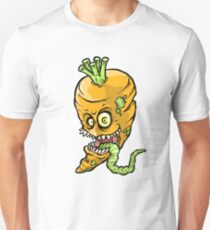 Zombie Carrot Unisex T-Shirt