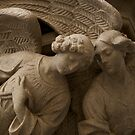 Angels to watch over.... by KitPhoto