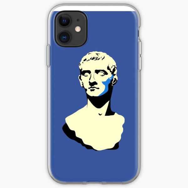 Bust iPhone Soft Case