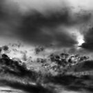 The Power of Heaven BW by marybedy