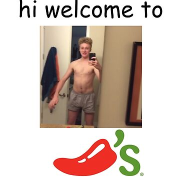 hi welcome  chili's by dapperhannah
