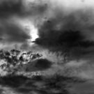 The Sun Will Come Out BW by marybedy
