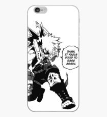 Raging Bakugou iPhone Case