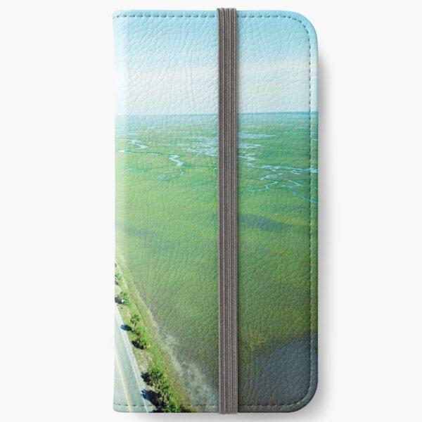 Beach Road iPhone Wallet