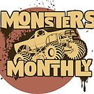 Monsters Monthly Gear by MonstersMonthly