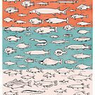 Fishes of the Great Lakes by Nathan Anderson